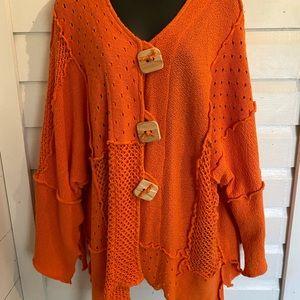 Vintage 2-piece Orange outfit